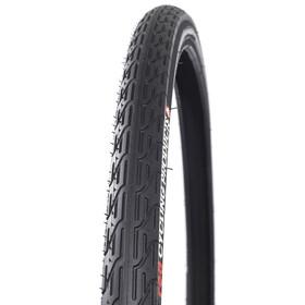 Red Cycling Products 28 x 1 1/2 dekk Refleks svart